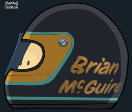 Brian McGuire by Muneta & Cerracín