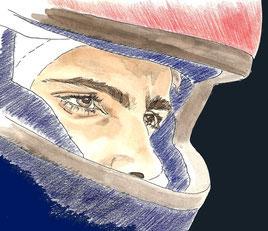 Eddie McKay Cheever by Muneta & Cerracín