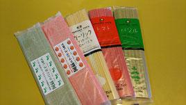 阿蘇健康農園さんの商品5種。