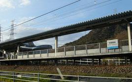呉線:安芸長浜駅
