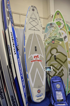 sup, standuppaddeln, standuppaddling, austrianboatshow, Boatshow Tull, Sport-Vibrations Mistral, Mistral, Nautique