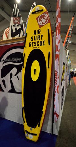sup, standuppaddeln, standuppaddling, austrianboatshow, Boatshow Tull, RRD, Rescue Board