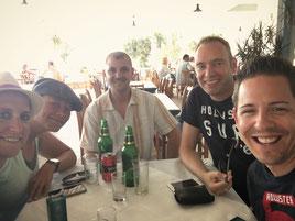 Restaurant Spiros Griechenland Naxos. Travelfood