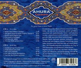 Ahura - Goceano - Der ganze Ozean in einem Tropfen-  CD