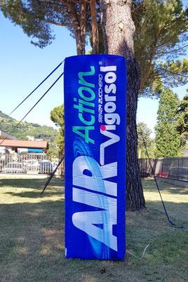 Gomme Vigorsol Air Action gonfiabile 4,7mH