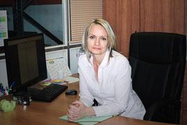 Assistante administrative Florence Mencucci Créatrice de la société Sud Télétransmission