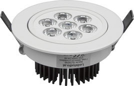 Bild: LED Downlight 7W
