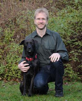 Tierarzt Dr. med. vet. René Dörfelt,  Oberarzt für Intensiv- und Notfallmedizin an der LMU München.