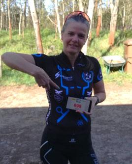 Kirsten Lange-Ulbrich ist Triathletin aus dem altmärkischen Wischer