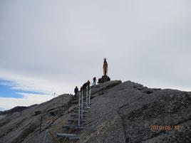 La grande Madonna del Monte Moro