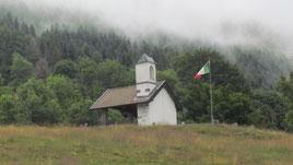 La Cappella dell'Alpe Camasca m. 1230
