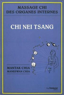 Couverture du livre Chi Nei Tsang de Mantak Chia.