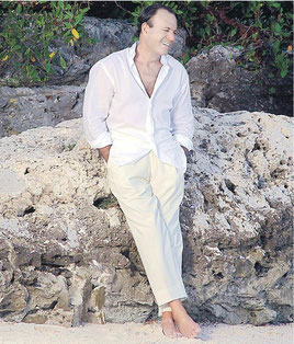 Хулио Иглесиас живет на три дома: в Испании, США и Португалии. Фото: Julio Iglesias' Office