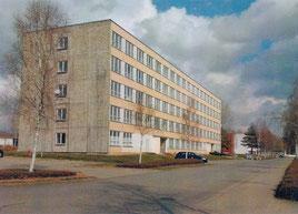 Bundeswehrgebäude Kaserne Hagenow