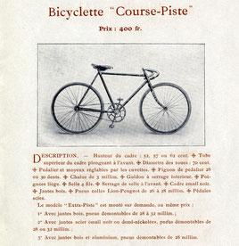 Katalogblatt 1908