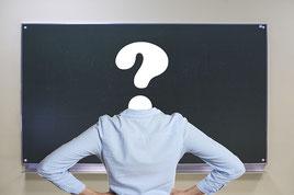Fragezeichen Blog