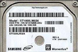 récupération de données disque dur samsung