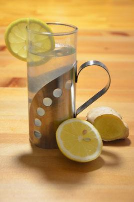 Zitronen Ingwer Tee geschenkideen mädchen jugendweihe geschenk