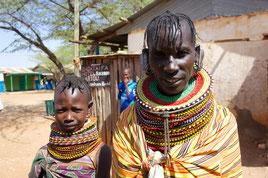 Lake Turkana Tribe