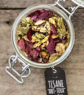 Tisane anti-toux