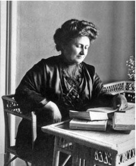 教育の基礎を築いた マリア・モンテッソーリ