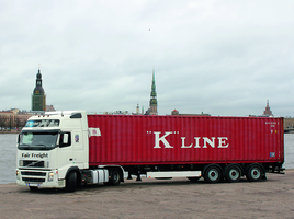 Containertransporte, Reefer, Highcube, Importcontainer, Exportcontainer