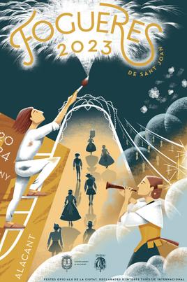 Fiestas en Alicante Fogueres de Sant Joan