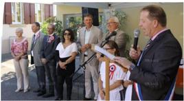 Bruno Kempf et Daniel Schorr ont été décorés de la médaille régionale départementale et communale.  Photos L'Alsace/C.H.