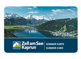 "La nuova ""Sommercard"" Kaprun Zell am See"
