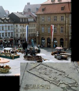 Bildnachweis: J. Schraudner, Stadtarchiv Bamberg; Stadtarchiv Bamberg