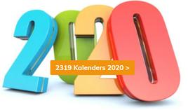 2020 kalenders