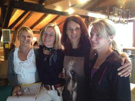 Unsere Damen 1 (ohne Birgit)