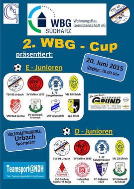 2. WBG-Cup