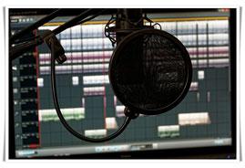 Tonaufnahmen für Ihre Demos, Studiotechnik