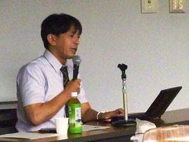 長崎大学医歯薬総合研究科准教授 岩永竜一郎先生
