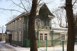 Medinė Vilniaus architektūra / Vilnius wooden architecture (photo Gintaras Burba)