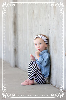 babyslofjes, leren slofjes, babyschoentjes