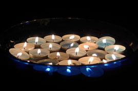 Kerzen, Lichter