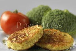 Hähnchenkroketten für die Diät von Proweightless