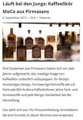 Saarländischer Cocktailblogger schaut sich MoCo an