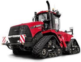 Case IH Steiger Quadtrac 600 Track Tractor