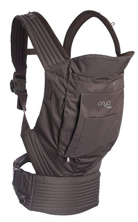 Onya Baby NexStep carrier for travel