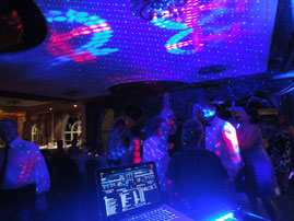 Party im Landhotel Doerr mit DJ Marcus