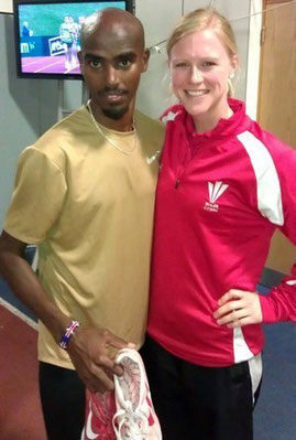 Well done Mo Farah!