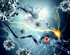 Chronische Schmerzen, Fibromyalgie, Schmerztherapie, chronische Borreliose - naturheilkundliche Therapie