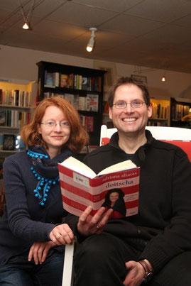 Sonja und Hauke Harder. Foto: Olaf Ernst