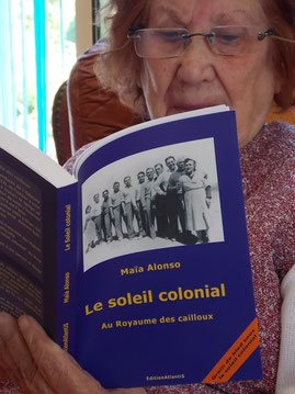Ma première lectrice : ma mère ! 16 mai 2014