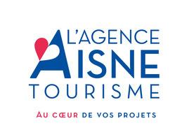 Réalisé avec l'agence Aisne Tourisme