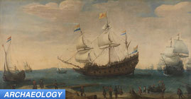 Centuries Old Dutch Shipwreck to be Excavated