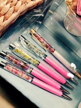 ハーバリウムボールペン 2本セット3980yen